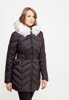 Куртка утепленная, Urban Bliss, цвет: черный. Артикул: UR007EWXBT34. Одежда / Верхняя одежда