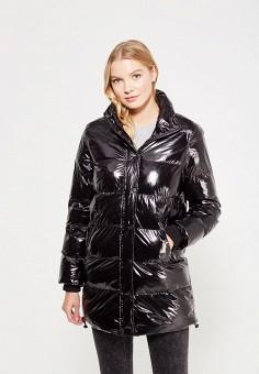 Куртка утепленная, Urban Bliss, цвет: черный. Артикул: UR007EWXBT40. Одежда / Верхняя одежда