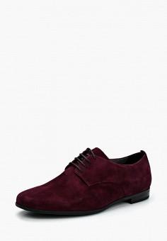 Ботинки, Vagabond, цвет: бордовый. Артикул: VA468AWAATI3. Обувь