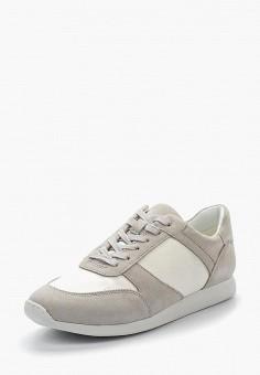 Кроссовки, Vagabond, цвет: серый. Артикул: VA468AWAATK9. Обувь