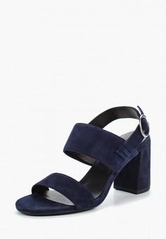 Босоножки, Vagabond, цвет: синий. Артикул: VA468AWAATM0. Обувь