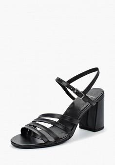 Босоножки, Vagabond, цвет: черный. Артикул: VA468AWAATM3. Обувь