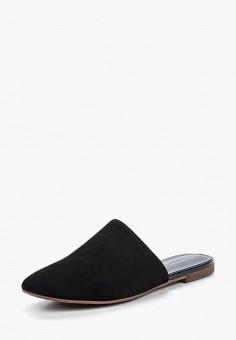 Сабо, Vagabond, цвет: черный. Артикул: VA468AWAATN1. Обувь
