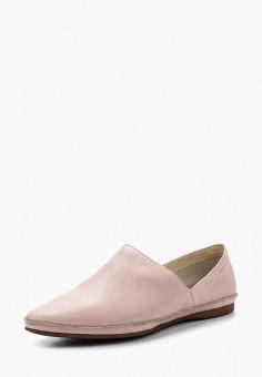 Туфли, Vagabond, цвет: розовый. Артикул: VA468AWAATN6. Обувь