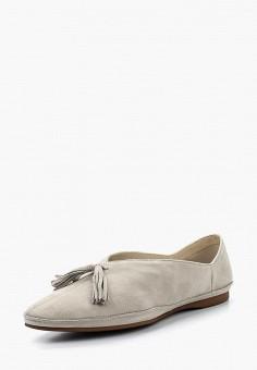 Туфли, Vagabond, цвет: серый. Артикул: VA468AWAATN8. Обувь