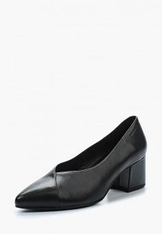 Туфли, Vagabond, цвет: черный. Артикул: VA468AWAATO3. Обувь