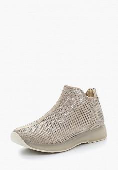 Кроссовки, Vagabond, цвет: бежевый. Артикул: VA468AWAATP0. Обувь