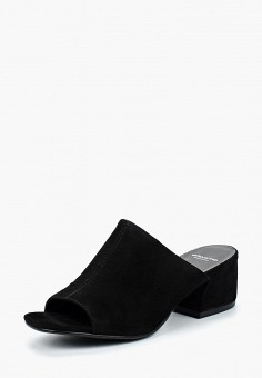 Сабо, Vagabond, цвет: черный. Артикул: VA468AWAATP7. Обувь