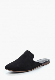 Сабо, Vagabond, цвет: черный. Артикул: VA468AWAAUL1. Обувь