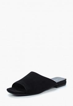 Сабо, Vagabond, цвет: черный. Артикул: VA468AWAAUL3. Обувь