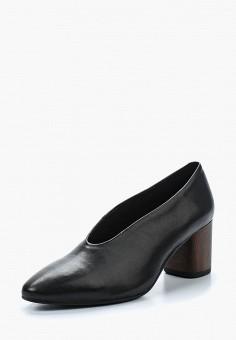 Туфли, Vagabond, цвет: черный. Артикул: VA468AWAAUL7. Обувь