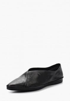 Туфли, Vagabond, цвет: черный. Артикул: VA468AWAAUM6. Обувь