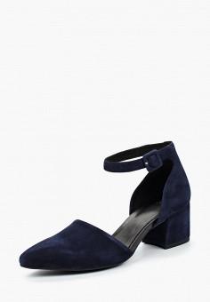 Туфли, Vagabond, цвет: синий. Артикул: VA468AWAAUN3. Обувь