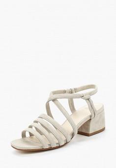 Босоножки, Vagabond, цвет: серый. Артикул: VA468AWAAUP3. Обувь