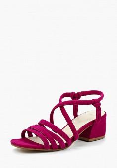 Босоножки, Vagabond, цвет: розовый. Артикул: VA468AWAAUP4. Обувь