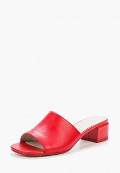 Сабо, Vagabond, цвет: красный. Артикул: VA468AWAAUP9. Обувь