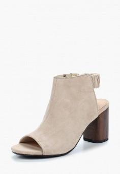 Босоножки, Vagabond, цвет: бежевый. Артикул: VA468AWAAUQ1. Обувь
