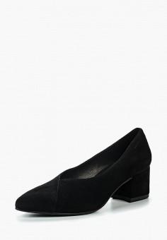 Туфли, Vagabond, цвет: черный. Артикул: VA468AWPJB36. Обувь