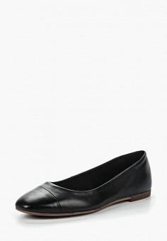 Балетки, Vagabond, цвет: черный. Артикул: VA468AWPJB45. Обувь