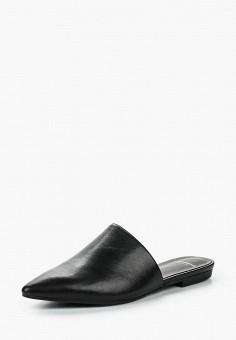 Сабо, Vagabond, цвет: черный. Артикул: VA468AWPJB58. Обувь