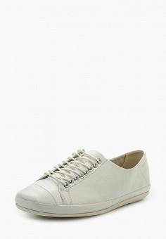 Кеды, Vagabond, цвет: белый. Артикул: VA468AWPJB60. Обувь