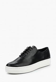 Кеды, Vagabond, цвет: черный. Артикул: VA468AWPJF31. Обувь