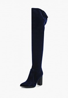 Ботфорты, Vivian Royal, цвет: синий. Артикул: VI809AWXOO75. Обувь