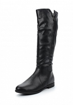 Сапоги, Vivian Royal, цвет: черный. Артикул: VI809AWYIE49. Обувь / Сапоги
