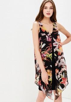Платье, Wallis, цвет: мультиколор. Артикул: WA007EWBTOZ6. Одежда / Платья и сарафаны
