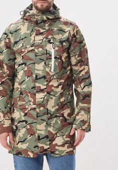 Парка, Wear Colour, цвет: хаки. Артикул: WE019EMBNEC6. Одежда / Верхняя одежда / Парки