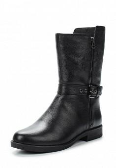 Полусапоги, Wilmar, цвет: черный. Артикул: WI064AWVJH55. Обувь / Сапоги