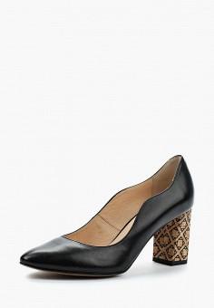 Туфли, Wojas, цвет: черный. Артикул: WO009AWAOXS7. Обувь / Туфли / Закрытые туфли