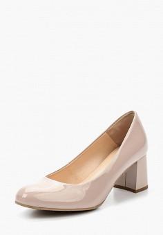 Туфли, Wojas, цвет: розовый. Артикул: WO009AWZXN54. Обувь / Туфли / Закрытые туфли