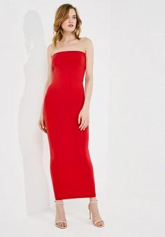 Платье, Wolford, цвет: красный. Артикул: WO011EWPMG60. Premium / Одежда / Платья и сарафаны