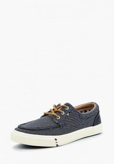 Кеды, Wrangler, цвет: синий. Артикул: WR224AMAWHS7. Обувь / Кроссовки и кеды / Кеды