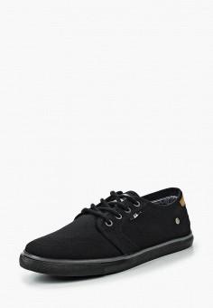 Кеды, Wrangler, цвет: черный. Артикул: WR224AMQYA29. Обувь / Кроссовки и кеды / Кеды