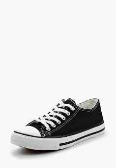 Кеды, WS Shoes, цвет: черный. Артикул: WS002AWBCWU1. Обувь / Кроссовки и кеды / Кеды