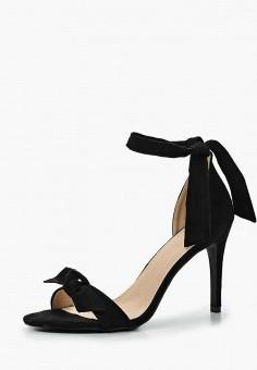 Босоножки, WS Shoes, цвет: черный. Артикул: WS002AWTSH59. Обувь / Босоножки