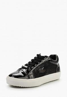 Кеды, XTI, цвет: черный. Артикул: XT003AWRHQ57. Обувь / Кроссовки и кеды / Кеды