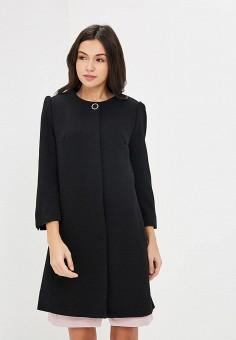Пальто, Zarina, цвет: черный. Артикул: ZA004EWABUT1. Одежда / Верхняя одежда / Пальто