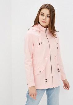Парка, Z-Design, цвет: розовый. Артикул: ZD002EWATPX6. Одежда / Верхняя одежда / Парки