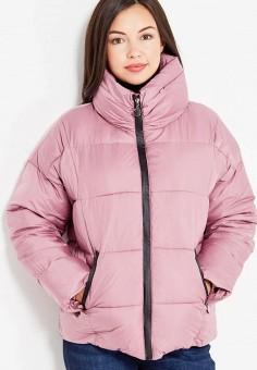 Куртка утепленная, Z-Design, цвет: розовый. Артикул: ZD002EWXNY54. Одежда / Верхняя одежда