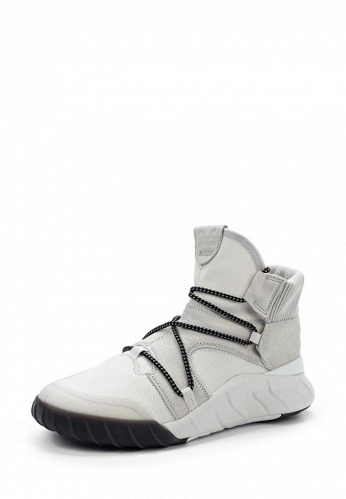 adidas Tubular x 2.0 Primeknit in Forest Green and Yellow