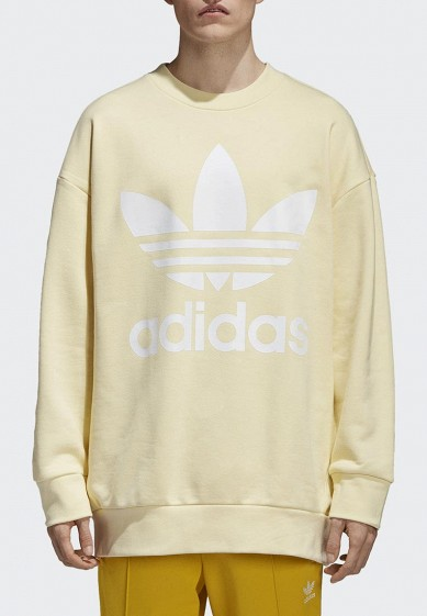 Свитшот adidas Originals TREF OVER CREW