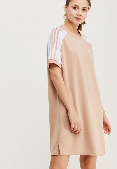 Платье adidas Originals RAGLAN DRESS