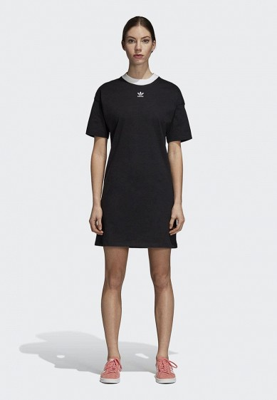 Платье adidas Originals TREFOIL  DRESS