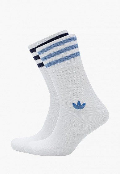 Комплект adidas Originals SOLID CREW 2PP