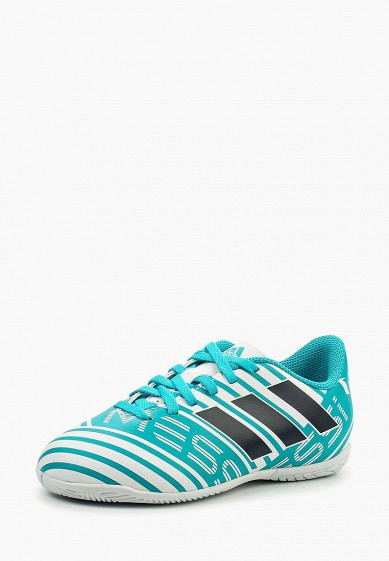 Бутсы зальные adidas NEMEZIZ MESSI 17.4 IN J
