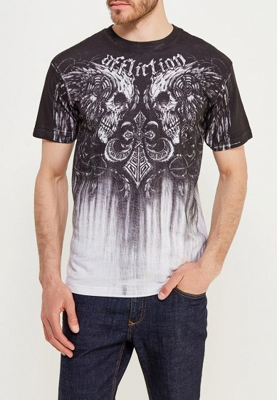 Футболка Affliction TARNISHED WARRIOR S/S TEE