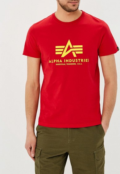 Футболка Alpha Industries Basic T